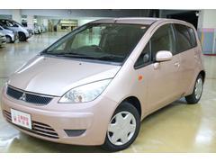 沖縄の中古車 三菱 コルト 車両価格 39.8万円 リ済別 平成21年 5.7万K ピンク