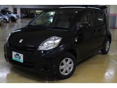 沖縄の中古車 トヨタ パッソ 車両価格 38.8万円 リ済別 平成20年 3.0万K ブラック