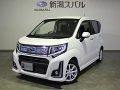 新潟県の中古車ならステラ カスタムR スマートアシスト LEDヘッドライト装備