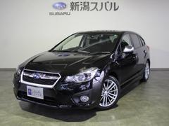 新潟県の中古車ならインプレッサスポーツ 2.0i−Sリミテッドアイサイト