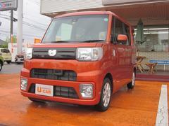 ウェイクL SAII 4WD 両側電動スライドドア エコアイドル