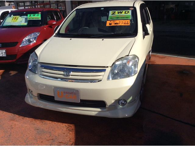 Photo of TOYOTA RAUM G PACKAGE / used TOYOTA