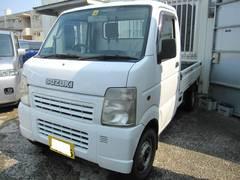 沖縄の中古車 スズキ キャリイトラック 車両価格 49万円 リ済込 平成14年 1.5万K ホワイト