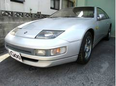 沖縄の中古車 日産 フェアレディZ 車両価格 39万円 リ済込 平成3年 8.9万K シルバー