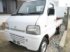 沖縄の中古車 スズキ キャリイトラック 車両価格 45万円 リ済込 平成11年 8.5万K ホワイト