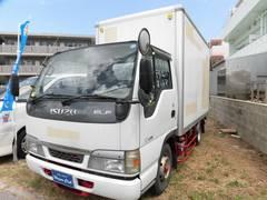 沖縄の中古車 いすゞ エルフトラック 車両価格 49万円 リ済込 平成16年 11.2万K 白
