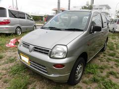 沖縄の中古車 三菱 ミニカ 車両価格 15万円 リ済込 平成17年 13.8万K シルバー