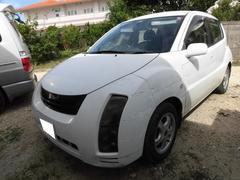 沖縄の中古車 トヨタ WiLL サイファ 車両価格 17万円 リ済込 平成15年 11.6万K シロ