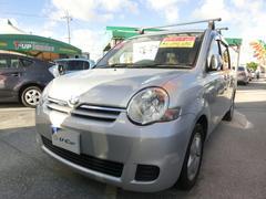沖縄の中古車 トヨタ シエンタ 車両価格 78.8万円 リ済別 平成23年 8.5万K シルバー