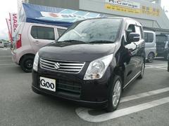 沖縄の中古車 スズキ ワゴンR 車両価格 50万円 リ済込 平成24年 4.2万K ダークパープル