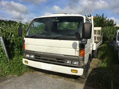 沖縄の中古車 マツダ タイタントラック 車両価格 145万円 リ済込 平成9年 31.4万K ホワイト