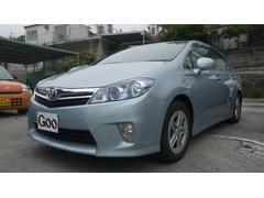 沖縄の中古車 トヨタ SAI 車両価格 125万円 リ済込 平成22年 6.5万K ライトブルー