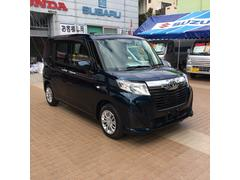 沖縄の中古車 トヨタ ルーミー 車両価格 155万円 リ済込 平成28年 11K レーザーブルークリスタルシャイン