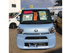 沖縄の中古車 ダイハツ タント 車両価格 122万円 リ済込 平成28年 4K ディープブルークリスタルマイカ