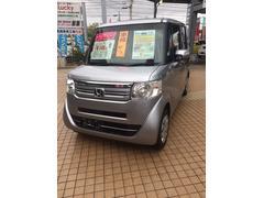 沖縄の中古車 ホンダ N BOX 車両価格 143万円 リ済込 平成29年 6K ルナシルバーメタリック