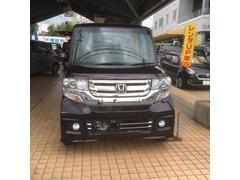 沖縄の中古車 ホンダ N BOXカスタム 車両価格 166万円 リ済込 平成29年 4K プレミアムベルベットパープル・パール