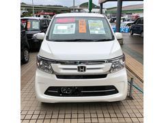 沖縄の中古車 ホンダ N−WGN 車両価格 122万円 リ済込 平成29年 6K クリスタルホワイトパール