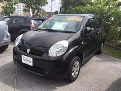 沖縄の中古車 トヨタ パッソ 車両価格 86.4万円 リ済別 平成25年 4.5万K ブラック