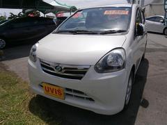 沖縄の中古車 ダイハツ ミライース 車両価格 68万円 リ済別 平成24年 5.9万K パールマイカ