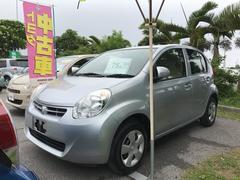 沖縄の中古車 トヨタ パッソ 車両価格 75.6万円 リ済別 平成26年 4.9万K シルバー