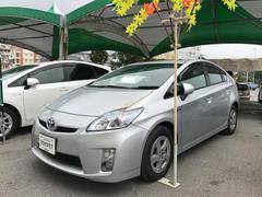 沖縄の中古車 トヨタ プリウス 車両価格 113.4万円 リ済別 平成22年 3.7万K シルバー