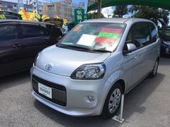 沖縄の中古車 トヨタ ポルテ 車両価格 118.8万円 リ済別 平成27年 1.7万K シルバー