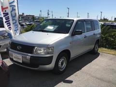 沖縄の中古車 トヨタ プロボックスバン 車両価格 88万円 リ済別 平成26年 4.9万K シルバー