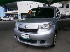 沖縄の中古車 トヨタ bB 車両価格 97.2万円 リ済別 平成27年 3.8万K シルバー