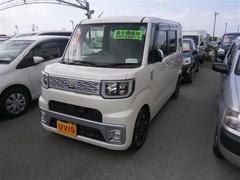 沖縄の中古車 ダイハツ ウェイク 車両価格 162万円 リ済別 平成27年 2.5万K パールマイカ