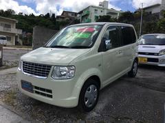 沖縄の中古車 三菱 eKワゴン 車両価格 30万円 リ済込 平成22年 9.7万K ライトイエロー