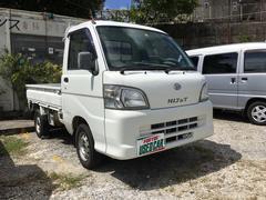 沖縄の中古車 ダイハツ ハイゼットトラック 車両価格 38万円 リ済込 平成19年 14.3万K ホワイト