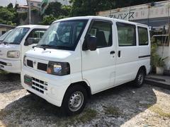 沖縄の中古車 日産 クリッパーバン 車両価格 37万円 リ済込 平成23年 12.2万K ホワイト