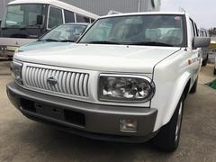 沖縄の中古車 日産 ラシーン 車両価格 15万円 リ済込 平成10年 11.1万K ホワイト