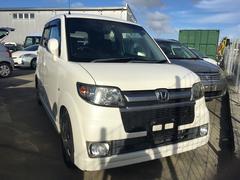 沖縄の中古車 ホンダ ゼスト 車両価格 ASK リ済込 平成18年 9.6万K パールホワイト