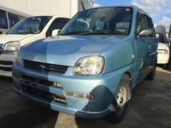 沖縄の中古車 スバル プレオ 車両価格 ASK リ済込 平成21年 9.6万K ライトブルー