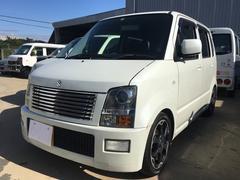 沖縄の中古車 スズキ ワゴンR 車両価格 29万円 リ済込 平成17年 15.3万K パールホワイト
