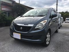 沖縄の中古車 スズキ セルボ 車両価格 25万円 リ済込 平成19年 9.1万K グレー