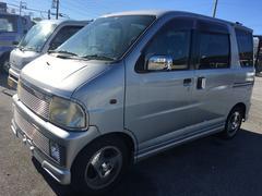 沖縄の中古車 ダイハツ アトレーワゴン 車両価格 14万円 リ済込 平成12年 20.5万K シルバー