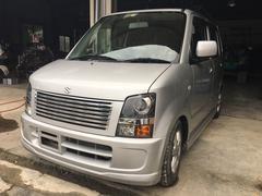 沖縄の中古車 スズキ ワゴンR 車両価格 24万円 リ済込 平成18年 11.1万K シルバー