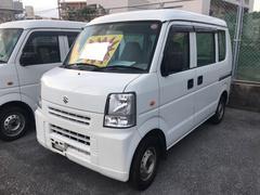 沖縄の中古車 スズキ エブリイ 車両価格 22万円 リ済込 平成23年 19.4万K ホワイト