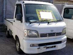 沖縄の中古車 ダイハツ ハイゼットトラック 車両価格 31万円 リ済込 平成16年 13.5万K ホワイト