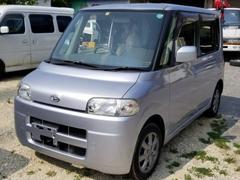 沖縄の中古車 ダイハツ タント 車両価格 24万円 リ済込 平成19年 9.3万K シルバー