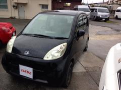 沖縄の中古車 ホンダ ライフ 車両価格 22万円 リ済込 平成17年 11.4万K ブラック