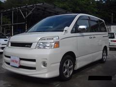 南城市 クルーズ トヨタ ヴォクシー Z パールホワイト 15.2万K 平成18年