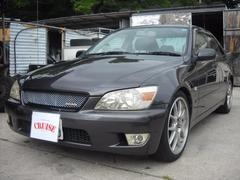 沖縄の中古車 トヨタ アルテッツァ 車両価格 ASK リ済込 平成11年 15.1万K ガンM