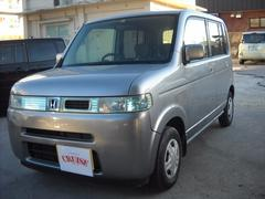 沖縄の中古車 ホンダ ザッツ 車両価格 18万円 リ済込 平成16年 8.8万K ガンM