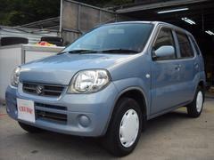 沖縄の中古車 スズキ Kei 車両価格 17万円 リ済込 平成18年 4.0万K ライトブルーM