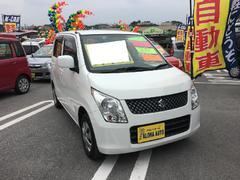 沖縄の中古車 スズキ ワゴンR 車両価格 55万円 リ済別 平成24年 7.2万K パール