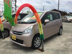 沖縄の中古車 ダイハツ ムーヴ 車両価格 57万円 リ済別 平成23年 7.1万K ピンク