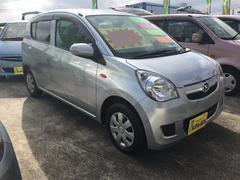 沖縄の中古車 ダイハツ ミラ 車両価格 47万円 リ済別 平成24年 6.2万K シルバー